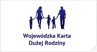 Wojewódzka Karta Dużej Rodziny